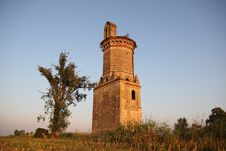 Free Ancient Military Tower Stock Images - 6257604