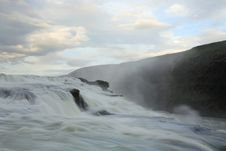 Free Slow Shutter Gulfoss Stock Photo - 6258690