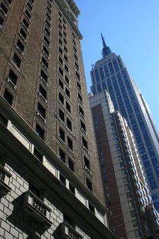 Free Manhattan Stock Image - 6259131