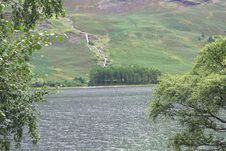 Free Buttermere Water 2 Royalty Free Stock Photos - 6259428
