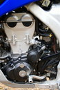 Free Engine Of A Motorcycle Royalty Free Stock Photography - 6260697