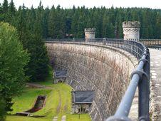 Free Dam Reservoir Stock Image - 6260161