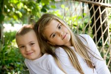 Free Happy Chilrdren Royalty Free Stock Photos - 6260458