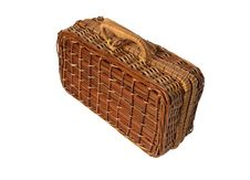 Free Wicker Basket Stock Photos - 6260483