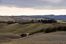 Free Tuscany Landscape Stock Photography - 6261852