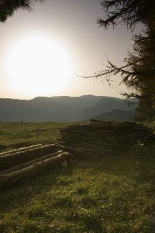 Free Tuscany Landscape Stock Image - 6262001