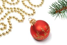 Free Christmas Decoration Stock Image - 6262621