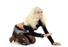 Free Beautiful Blonde Royalty Free Stock Image - 6263126