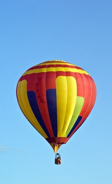 Free Hot Air Balloon Royalty Free Stock Photography - 6263497