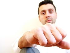 Free Fist Stock Photography - 6263552