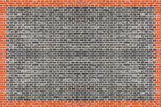 Free Brick Border Royalty Free Stock Photo - 6263805