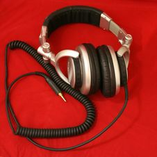 Free Stereo Headphones Royalty Free Stock Images - 6265139