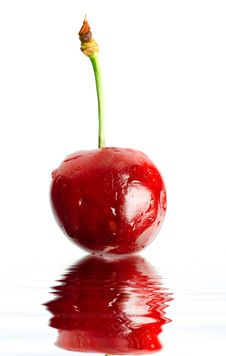Free Red Cherry Stock Images - 6265184