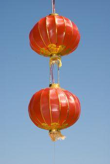 Chinese Lights Stock Photo