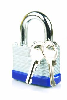 Free Padlock Royalty Free Stock Images - 6265499
