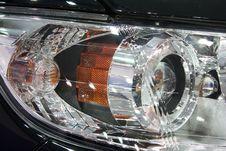 Free Modern Car Headlight Royalty Free Stock Photos - 6265788