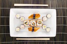 Free Sushi Royalty Free Stock Photos - 6266408