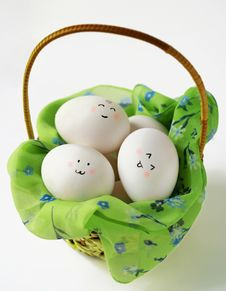 Free Eggs Royalty Free Stock Photography - 6266937