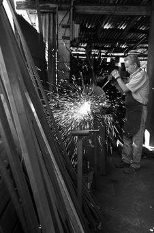Free A Blacksmith Stock Photos - 6267943