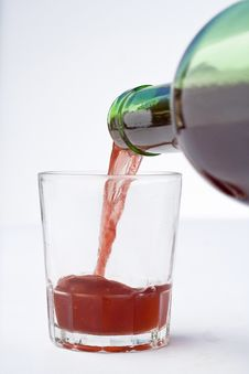 Free Red Wine Stock Photography - 6269142