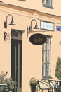 Free Street Cafe Illustration Stock Photo - 62671940