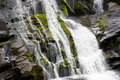 Free Waterfall Over Moss Royalty Free Stock Photo - 6270665