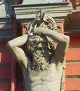 Free Telamones,  Ancien Sculpture Royalty Free Stock Photo - 6272285