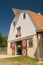 Free Gambrel Barn On Dairy Farm Stock Photos - 6275373
