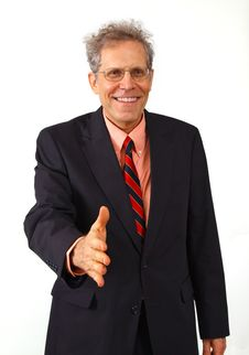 Free Businessman Royalty Free Stock Image - 6270596