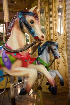 Free Merry-go-round Stock Photos - 6270713