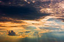 Free Sunset Stock Photography - 6271592