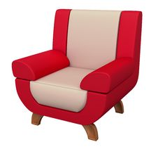 Free Armchair Royalty Free Stock Image - 6271656