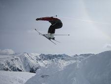 Free Sky-jump Stock Photo - 6272340