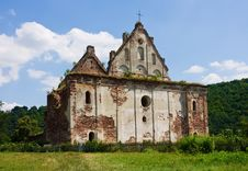 Free Old Church In Ruins Stock Photos - 6272433