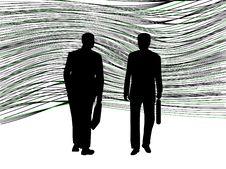 Free Businessmen Stock Image - 6273011