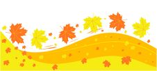 Free Autumn Background Royalty Free Stock Images - 6273269