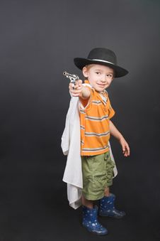 Free Cowboy Hat Royalty Free Stock Images - 6273489