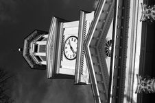 Free Clock Tower Stock Image - 6273971