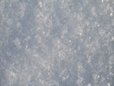 Free White Snow Close-up Royalty Free Stock Image - 6273986