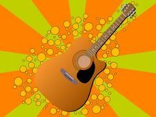 Free Guitar Stock Photography - 6274402