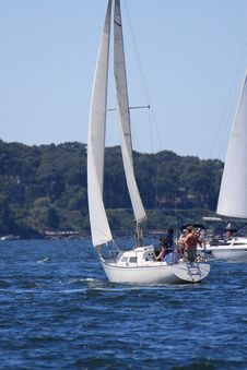 Free Sailing Royalty Free Stock Images - 6275529