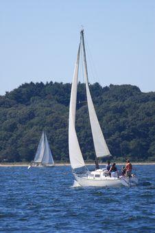 Free Sailing Stock Image - 6275741
