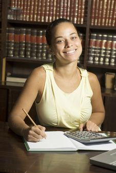 Free Smiling Student Stock Photography - 6275842