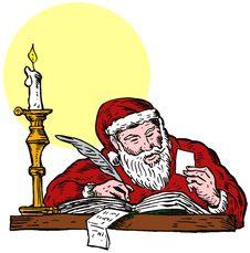 Free Santa Claus Stock Images - 6275844