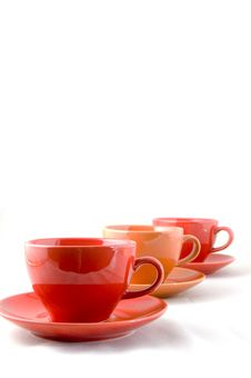 Free Cup And Saucer Royalty Free Stock Photography - 6276627