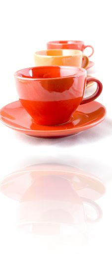 Free Cup And Saucer Royalty Free Stock Photos - 6276658