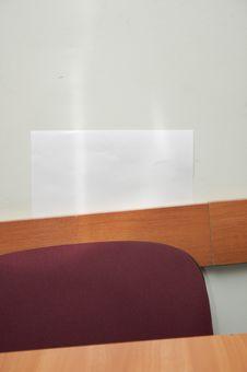 Free Chair Stock Photos - 6276903