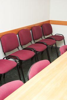 Free Empty Classroom Interior Royalty Free Stock Photos - 6276958