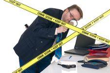 Free CSI Crime Scene Investigator Stock Images - 6277194