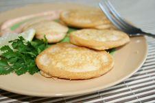 Free Pancakes Royalty Free Stock Photo - 6277765